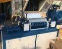 Heavy Wire Straightening With Cutting Machine