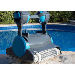 100 W Grey Robot Swimming Pool Cleaner, Rs 10000 /unit, Rawal ...