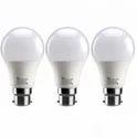 Syska LED 9 Watt Bulb Pack 3 Cool White