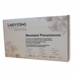 Neonatal Phenylalanine Newborn Screening Test Kit