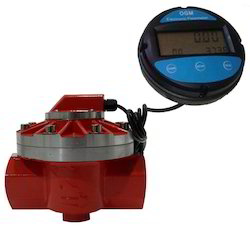 Digital Type Diesel Flow Meter