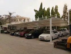 Car Parking Tensile Shed