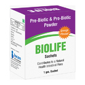 Biolife Sachet (Pre-Biotic & Pro-Biotic With Zinc 10 mg )