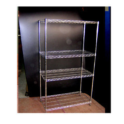 Wire Display Rack