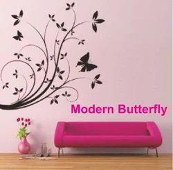 Big Stencils Modern Butterfly