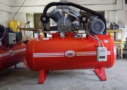 Heavy Duty Industrial Compressor