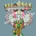 Marble God Vishnu Statue Virat Avatar
