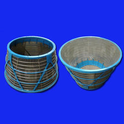 Wedge Wire Basket Centrifuge