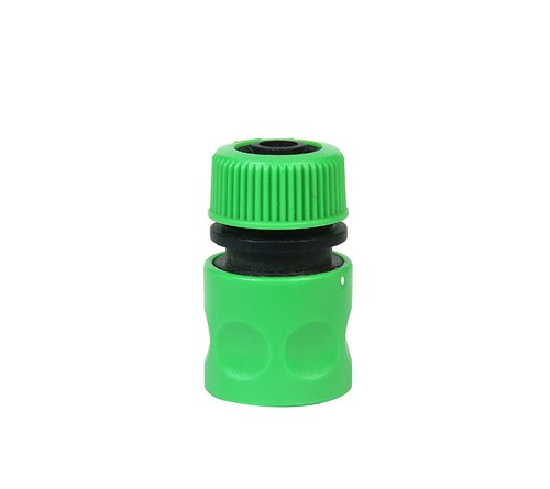 Green Divine Tree 1/2 Inch Hose Nozzle Garden Water Hose Quick Connector for Domestic