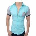 Men's Half Solid Shirts