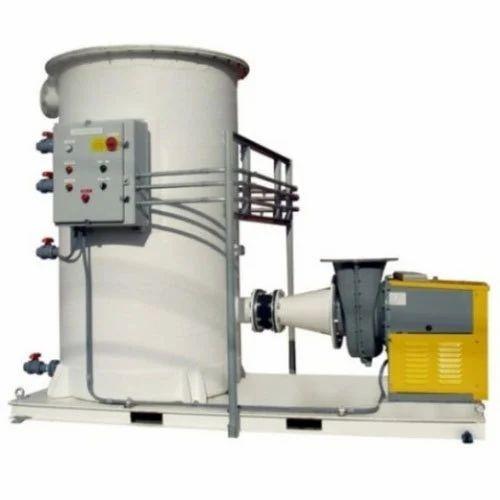 Industrial Wet Scrubber - Wet Scrubber System Manufacturer