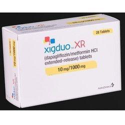 Xigduo XR Tablets