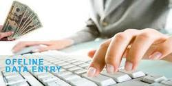 Banking Data Entry