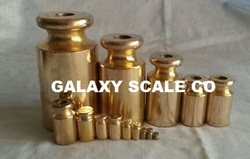 Knob Type Weight Set 5gm To 2kgs