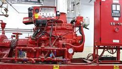 Fire Hydrant Diesel Engine Spare Repair Service