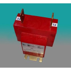 Single Phase Resin Cast Current Transformer, Accuracy Class: 0.2