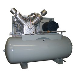 Three Phase Reciprocating Air Compressor