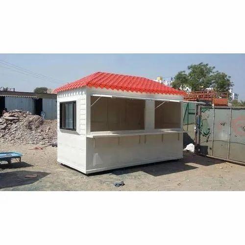 Coffee Shop Portable Cabin