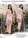 Pakistani Lawn Embroidered Suits
