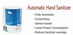 CONTACT LESS HAND WASH SANITIZER