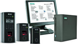 Matrix Fingerprint Access Control