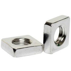 DIN 557 Brass Square Nut