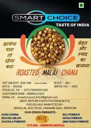 Smart Choice - Special Roasted Malai Chana - Net Wt - 500gm
