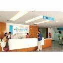 Hospital Reception Signage