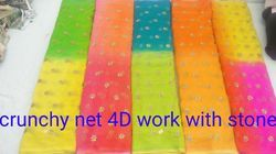 Soft Net with Moti Work