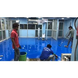Epoxy Floor Painting Service in Local