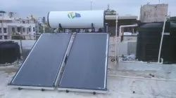400 LPD FPC Solar Water Heater
