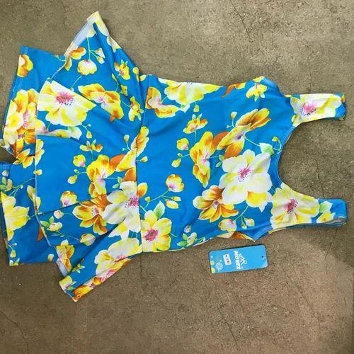 Morex Girls Floral Swimming Costume Marshal Sports Id 20264707633