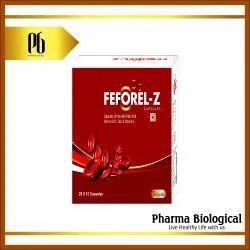 Feforel-Z Capsules
