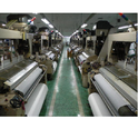 Pp (polypropylene) Pp Woven Fabric On Sulzer Loom