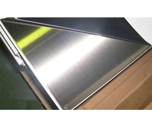 Stainless Steel Matt PVC Sheet