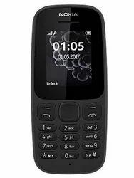 Nokia 105 (Black) Mobile Phones