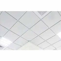 PVC Laminated Ceiling Tile