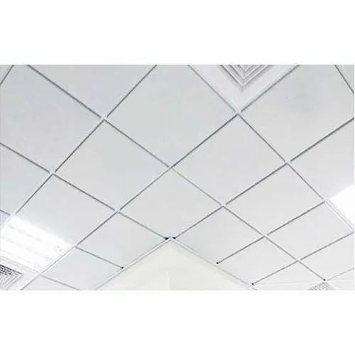 PVC Laminated Ceiling Tile
