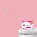 Ultra Soft Cotton Napkin-155mm