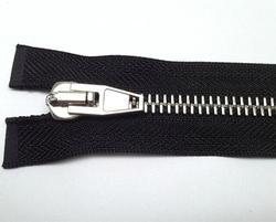 Silver Metal Zippers For Bags