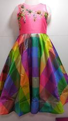 Designer Color Full Gown