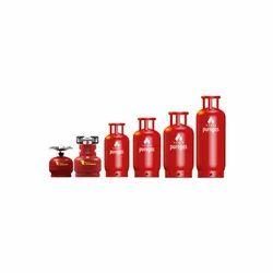INDUSTRIAL LPG GAS CYLINDER, For Commercial, Packaging Size: 21 Kg, 33kg