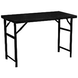 2*4 Folding Catering Dining Table