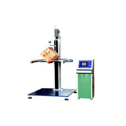 Drop Tester For Corrugated Box