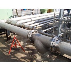 Stainless Steel Pipeline Work Service