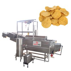 Corn Chips Continuous Fryer