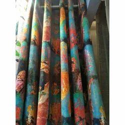 Cotton Printed Designer Curtain
