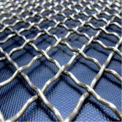 Crimped Wire Mesh Conveyor Belt