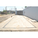 Electronic Concrete Platform Weighbridge