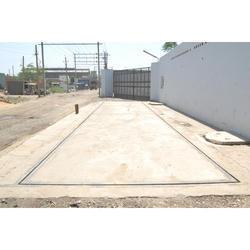 60 Ton Concrete Platform Weighbridge
